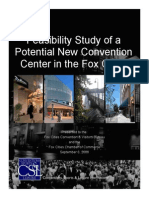 Sample Feasibility Study on Convention Center