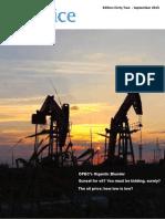 OilVoice Magazine - Edition 42 - September 2015