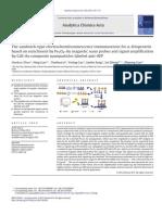 Biosensors_electrochemiluminesce immunosensor