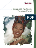 Business Partners Brochure - Tourism Fund