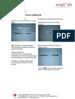 Sterilization Cycle Complete Brochure