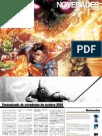 NOVEDADES ECC Ediciones para Octubre 2015