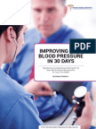 Improving High Blood Pressure in 30 Days