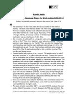 Atlantic Yards B2 FOIL, AY STV Report - 4-18-14 - Proposed Redactions_Redacted