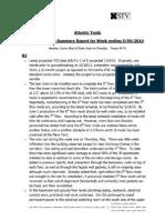 Atlantic Yards B2 FOIL, AY STV Report - 5-9-14 - Proposed Redactions_Redacted