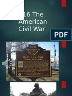 American History - Chapter 16