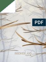 INSIDHERLAND Catalogue September 2015