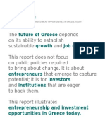 Endeavor Greece Entrepreneurship and Investment Opportunities