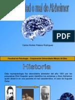 Exposicion Alzheimer