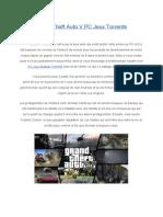 Grand Theftauto VP c Jeux Torrents