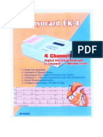 Marks 4 Channel ECG