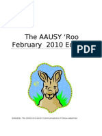 Roo February 2010 edition
