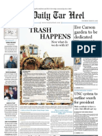 The Daily Tar Heel for March 4, 2010