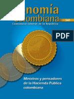 Libro Economia Colombiana 2014