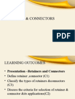 RETAINERS & CONNECTORS.ppt