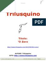 'O Zero