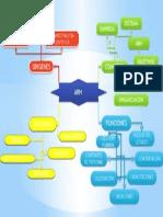 MAPA MENTAL Administración de Recursos Humanos.pptx