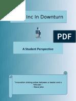 India Inc in Downturn