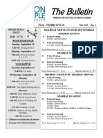 The Bulletin - September 2015