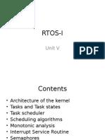Ertspptunit5 RTOS