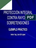 proteccion contra rayos