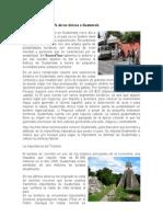 El Turismo en Economia