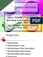 Diagnosis Fisik Pada Anak