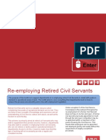 Reemploying Retired Staff PDF