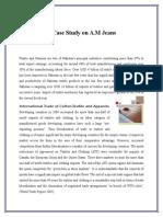 SME Case Study