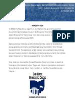 Energy Mandates Study Committee OHDC Report