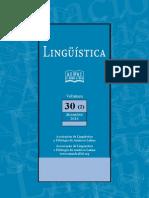Revista Linguistica 30, 1 Diciembre 2014 (3)