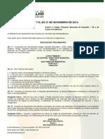 Lei PMP 710 Código Tributário Do Município