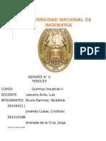 Fenoles Reporte n 5 (1)