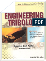 Engineering Tribology Book
