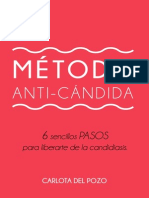 Metodo Anti Candida