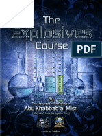 the Explosives Course