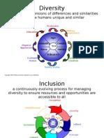 diversity   inclusion models