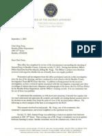 Boulder DA ruling on officer-involved shooting (WARNING