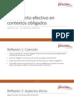 05 Tratamiento Efectivo en Contextos Obligados