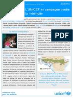 Méningite Bulletin Aout 2015 Final