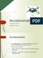 Acclerometer