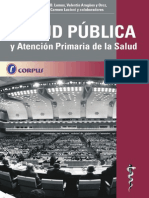 Salud Publica y Atencion Primaria de La Salud