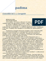 Liviu Papadima - Comediile Lui I. L. Caragiale