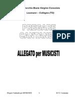 Libretto Canti Parrocchiali
