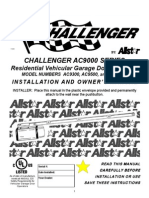 Challenger 9300 Manual