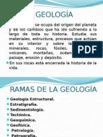 iNTRODUCCION A LA GEOLOGÍA