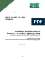 Tesis Mapuche