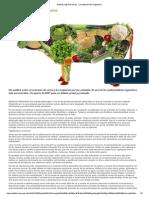 Bertonatti, Claudio - La Confusión Del Veganismo - Noticias AgroPecuarias - 2015-08-07