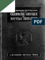 Botte-Grammaire Grecque du Nouveau Testament-1933.pdf