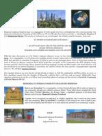 Memorial Signature Mission Statement (9.1.15)